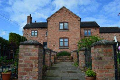 3 Bedrooms Semi Detached House for sale in Chapel Lane, Gentleshaw, Rugeley, Staffordshire