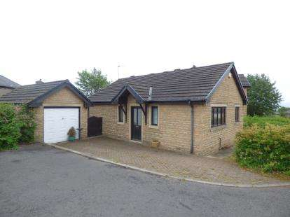 2 Bedrooms Bungalow for sale in Ellerbeck Close, Burnley, Lancashire, BB10