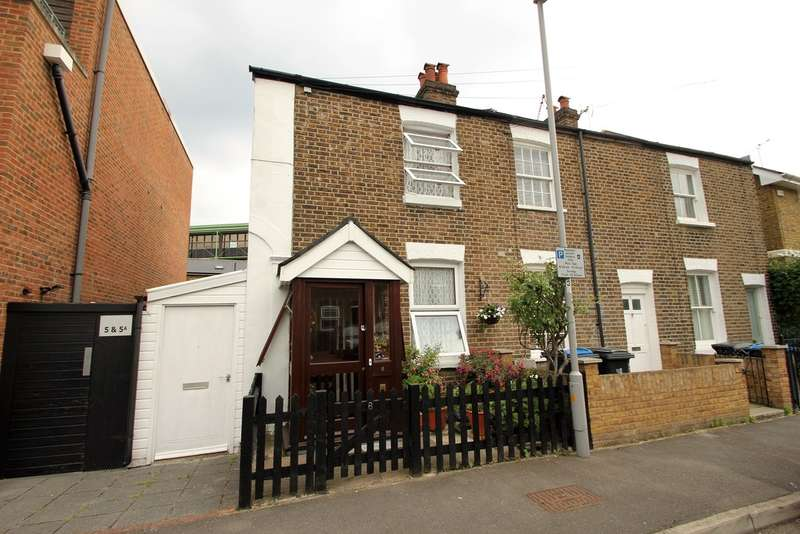 2 Bedrooms End Of Terrace House for sale in Southsea Road, Kingston Upon Thames