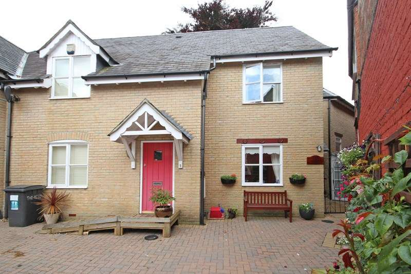 3 Bedrooms Mews House for sale in R L Stevenson Avenue, Bournemouth