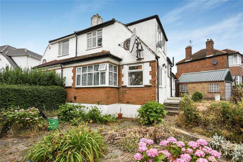 3 Bedrooms Semi Detached House for sale in Cotman Gardens, Edgware, Middlesex, HA8