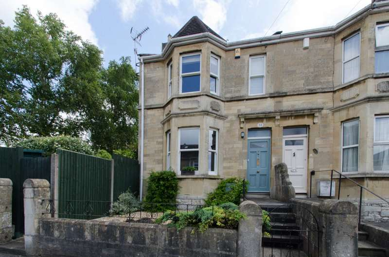 4 Bedrooms End Of Terrace House for sale in Charmouth Road, Bath