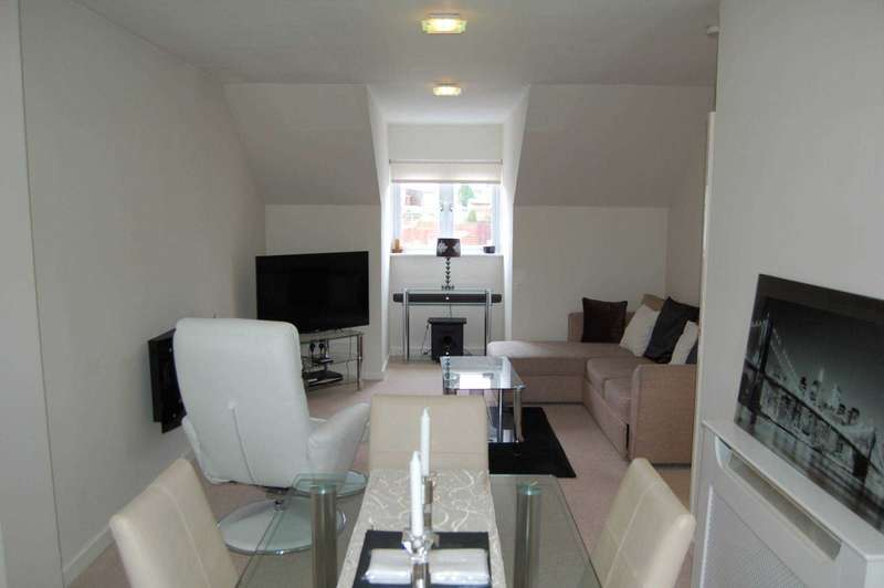 1 Bedroom Flat for sale in Barclay Drive, Elderslie