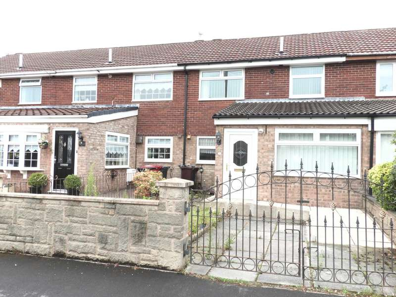 3 Bedrooms Town House for sale in Dee Close, Shevington Park