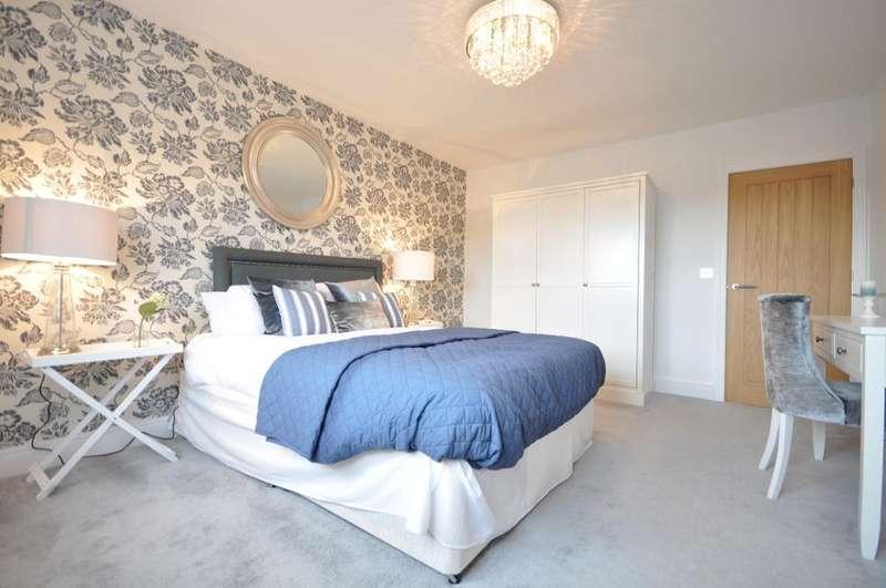 4 Bedrooms Detached House for sale in Plot 42, The Larkspur, Riversleigh, Warton, Preston, Lancashire, PR4 1AH