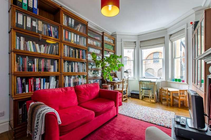 3 Bedrooms Flat for sale in Mowll Street, Oval, SW9