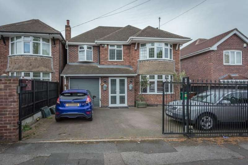 4 Bedrooms Detached House for sale in Kingsbury Drive, Nottingham, Nottinghamshire, NG8