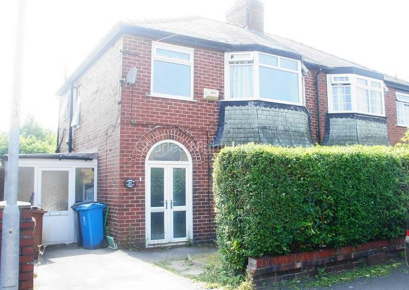 3 Bedrooms Semi Detached House for sale in Long Lane, Chadderton, Oldham, Greater Manchester. OL9 8AZ