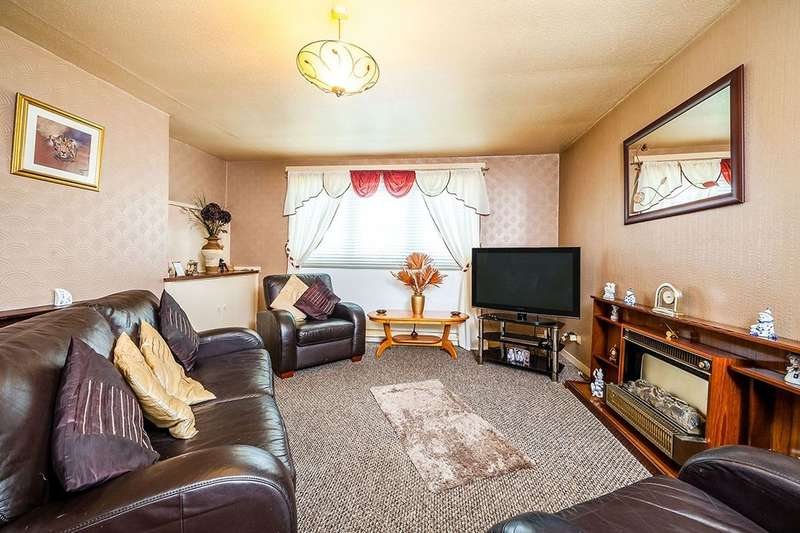 2 Bedrooms Flat for sale in Suilven Heights, Laurieston, Falkirk, FK2