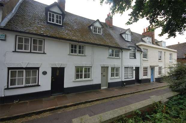 3 Bedrooms Cottage House for sale in St Marys Square, Aylesbury, Buckinghamshire
