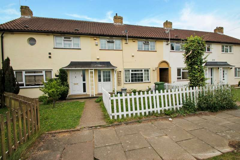 3 Bedrooms Terraced House for sale in Elizabethan Close, Stanwell, TW19