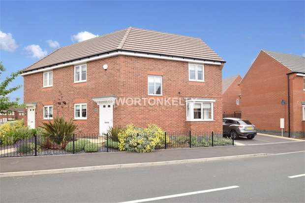 3 Bedrooms Semi Detached House for sale in Old College Avenue, OLDBURY, West Midlands