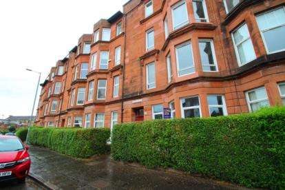 2 Bedrooms Flat for sale in Tantallon Road, Glasgow