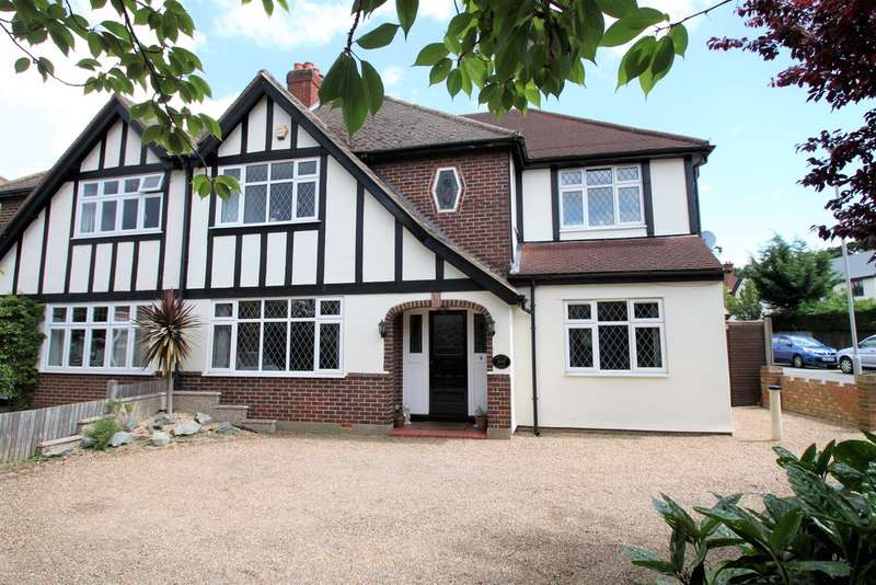 5 Bedrooms Semi Detached House for sale in South Lane, New Malden