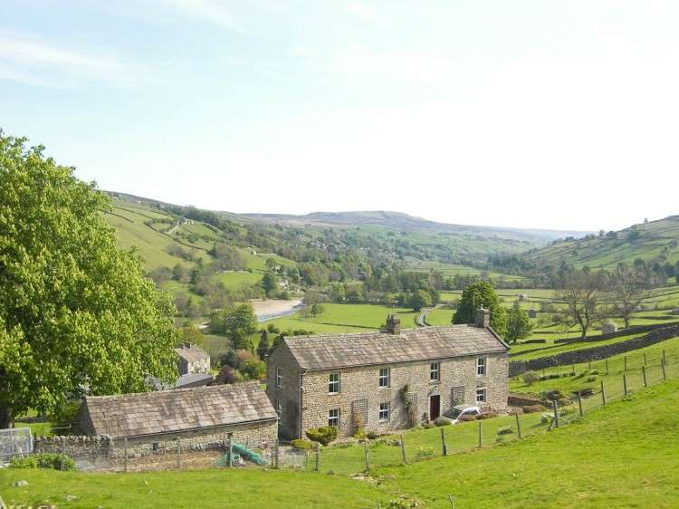 4 Bedrooms Detached House for sale in Mudd House, Crackpot, Nr Low Row, Swaledale