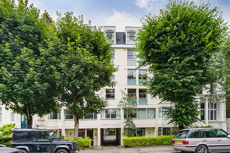 2 Bedrooms Flat for sale in Rodney House, Pembridge Crescent, W11