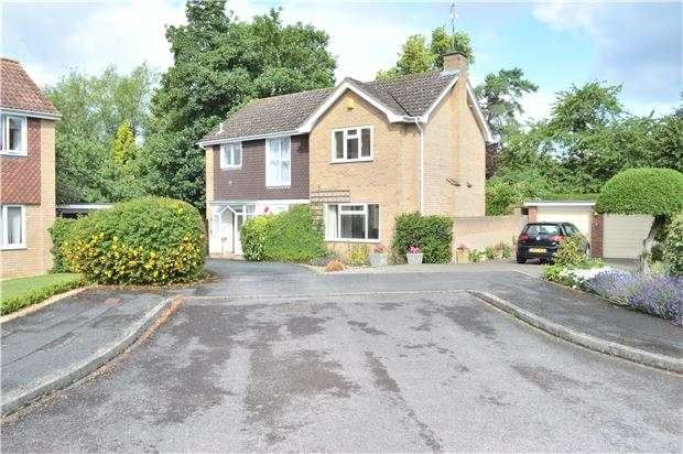 4 Bedrooms Detached House for sale in Kenelm Gardens, CHELTENHAM, Gloucestershire, GL53 0JW