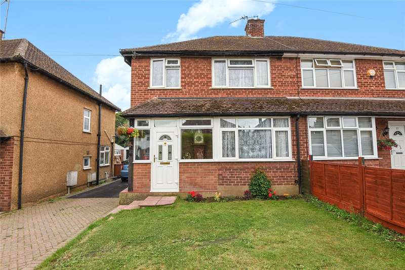 3 Bedrooms Semi Detached House for sale in Woodland Road, Maple Cross, Hertfordshire, WD3