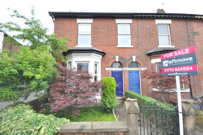 4 Bedrooms End Of Terrace House for sale in Lytham Road, Fulwood, Preston, Lancashire, PR2 8JE