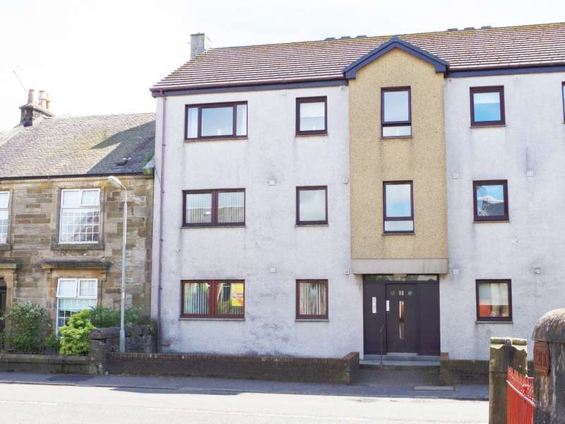 2 Bedrooms Flat for sale in 42D Sharon Street, Dalry, KA24 5DT