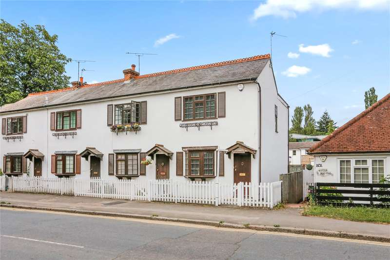 2 Bedrooms Terraced House for sale in Lower Road, Chalfont St. Peter, Gerrards Cross, Buckinghamshire, SL9
