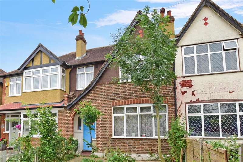 3 Bedrooms Terraced House for sale in Hurstcourt Road, , Sutton, Surrey