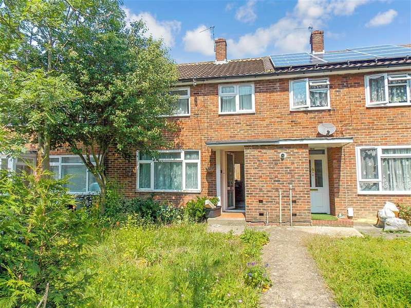 2 Bedrooms Terraced House for sale in Portland Drive, Merstham, Redhill, Surrey