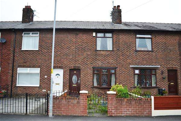 2 Bedrooms Terraced House for sale in Etherstone St, Leigh