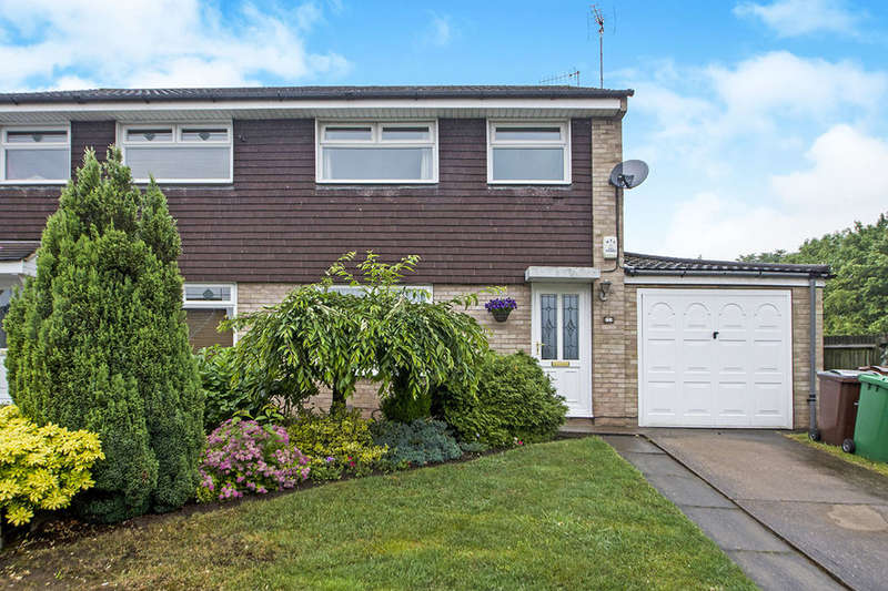 3 Bedrooms Semi Detached House for sale in Cheviot Drive, Nottingham, NG6