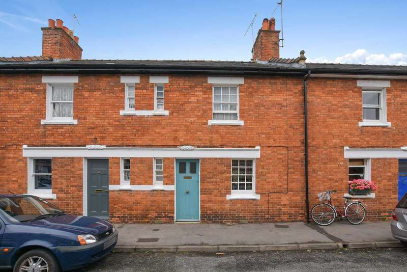 2 Bedrooms Terraced House for sale in Hayfield Road, Oxford
