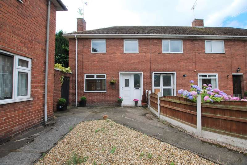 2 Bedrooms End Of Terrace House for sale in Marian Drive, Great Boughton, Chester
