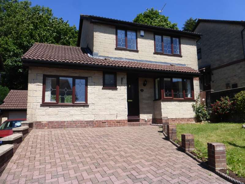 4 Bedrooms Detached House for sale in Castle Rise, Rumney, Cardiff