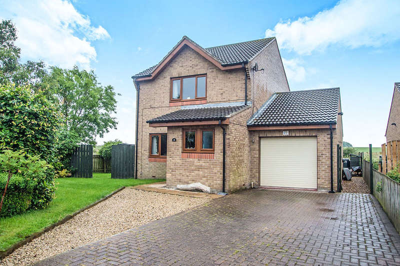 3 Bedrooms Detached House for sale in Kirkwell Cottages, High Hauxley, Morpeth, NE65