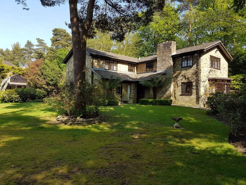 5 Bedrooms Detached House for sale in SOUTH ASCOT, SECLUDED 5 BEDROOM DETACHED HOUSE with Private Gates