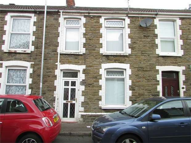 2 Bedrooms Terraced House for sale in Charles Street, Neath, Neath, West Glamorgan