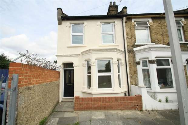 3 Bedrooms End Of Terrace House for sale in Torrens Square, Stratford, London
