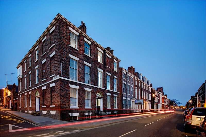 1 Bedroom Flat for sale in Rodney Street, Liverpool, Merseyside
