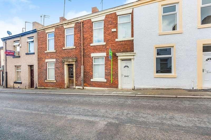 3 Bedrooms Property for sale in Moorgate Street, Blackburn, BB2