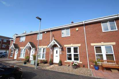 3 Bedrooms Terraced House for sale in Benn Avenue, Paisley, Renfrewshire