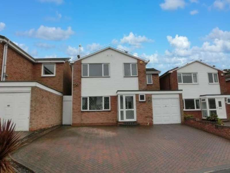 4 Bedrooms Detached House for sale in Micklehill Drive, Shirley