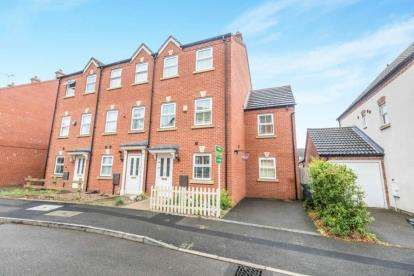 4 Bedrooms Town House for sale in Trostrey Road, Birmingham, West Midlands