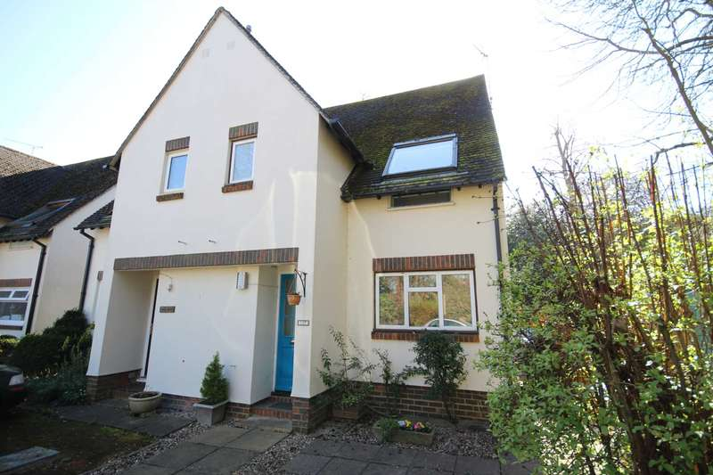 3 Bedrooms Semi Detached House for sale in Baker Street, Waddesdon