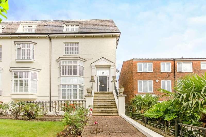 2 Bedrooms Flat for rent in Grosvenor Hill, Wimbledon Village, SW19