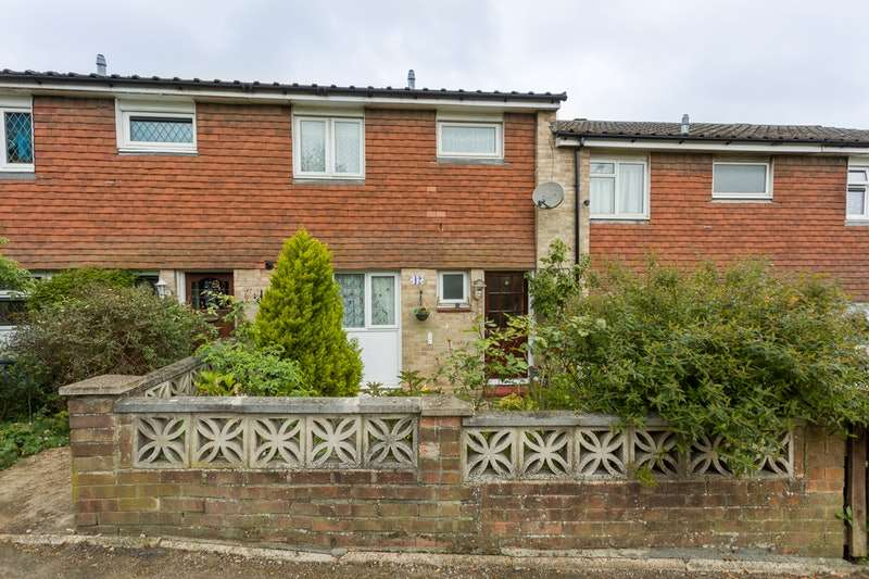 3 Bedrooms Terraced House for sale in Liptraps Lane, Tunbridge Wells, Kent, TN2