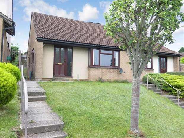 2 Bedrooms Semi Detached Bungalow for sale in Paray Place, Bath Road, Wells