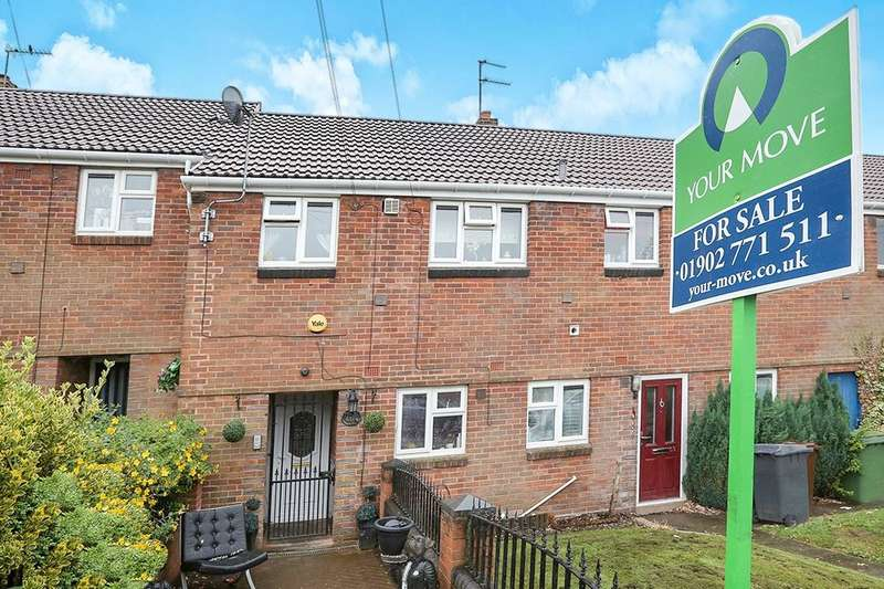 2 Bedrooms Flat for sale in Kinfare Drive, Wolverhampton, WV6