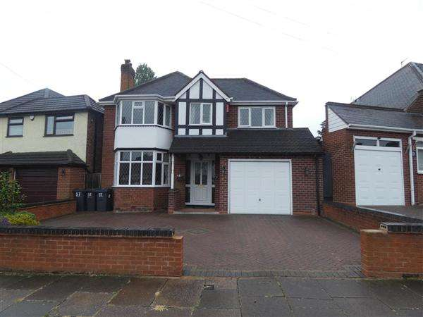 3 Bedrooms Detached House for sale in Manor House Lane, Yardley, Birmingham
