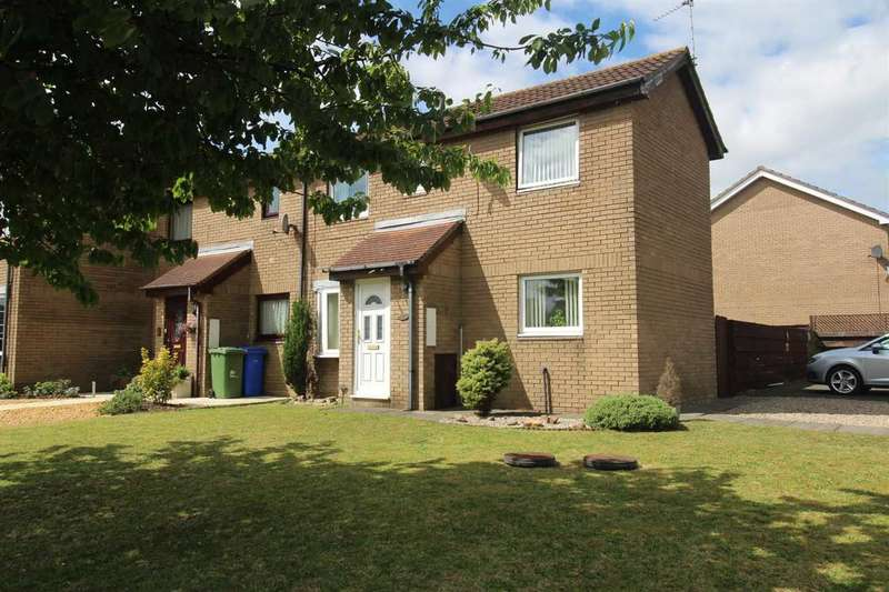 2 Bedrooms Terraced House for sale in Hazelmere Crescent, Eastfield Glade, Cramlington