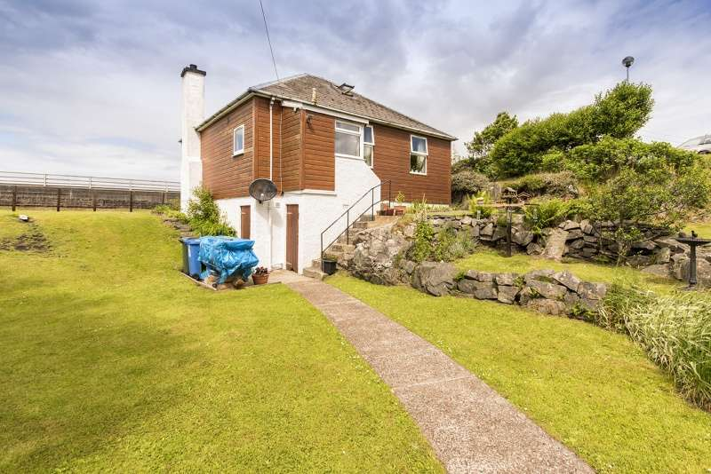 3 Bedrooms Cottage House for sale in Marine Place, Mallaig, Highland, PH41 4RB