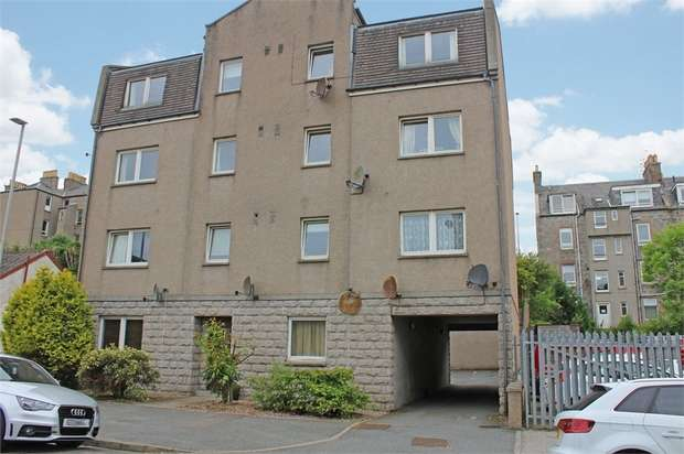 2 Bedrooms Flat for sale in Hardgate, Aberdeen